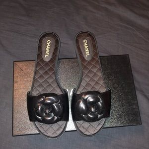Brand New Chanel Mules